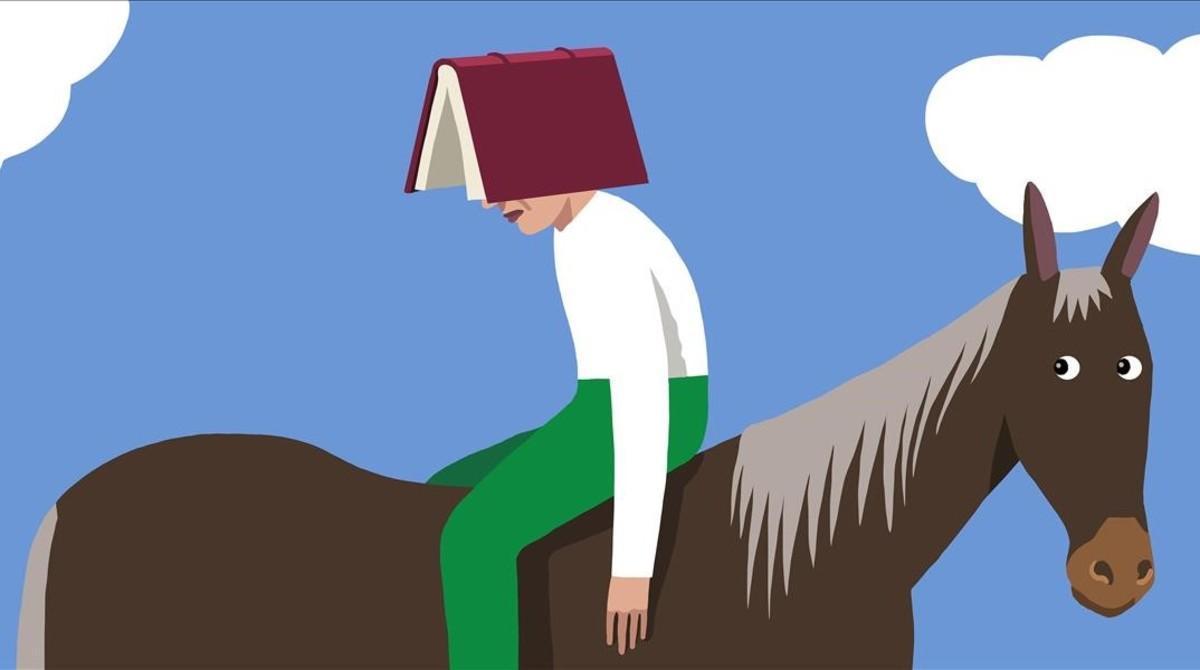 Un Quijote inverso