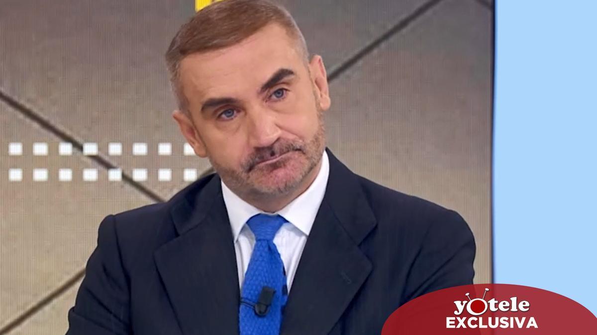 Euprepio Padula prepara su gran salto televisivo como presentador de un nuevo programa