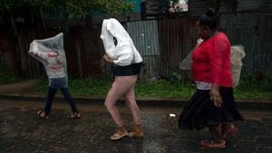 Del total de personas evacuadas, al menos quince están refugiadas en albergues.