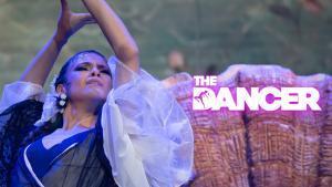 Macarena Ramírez en la gran final de 'The Dancer'