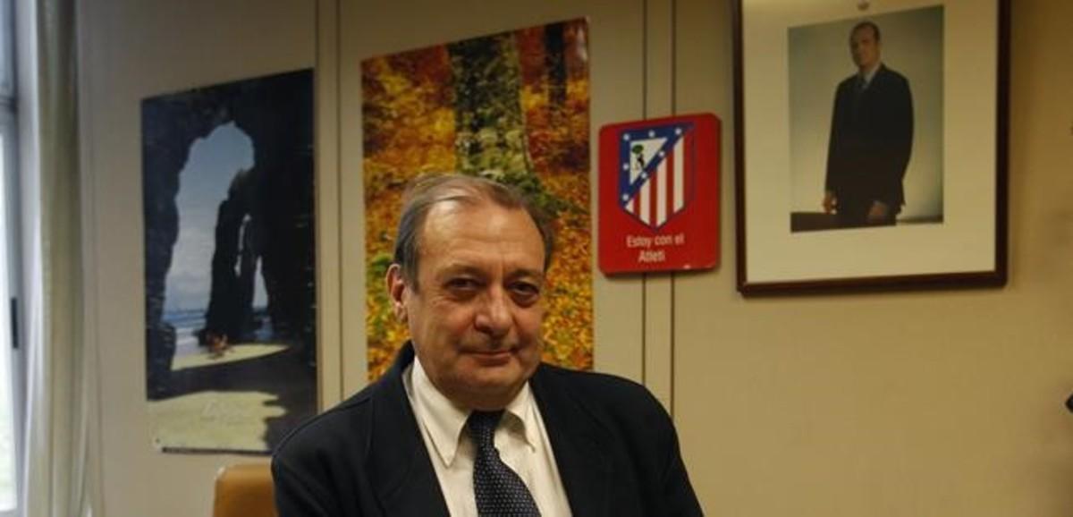 Manuel Aznar, hermano del expresidente y consejero del Tribunal de Cuentas.