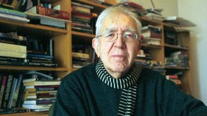 El editor de 'Cien años de soledad' Francisco Porrúa.