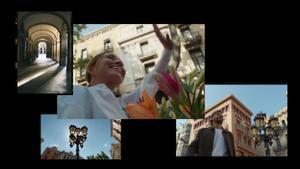 Vídeo de promoción 'Barcelona como nunca antes'.