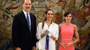 Los Reyes reciben a Ona Carbonell.