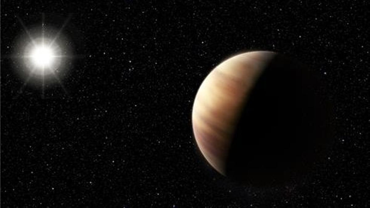 La NASA detecta un senyal de ràdio procedent de Ganimedes