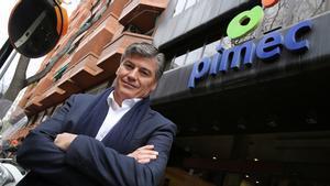 Pimec pide que la Generalitat asuma la gestión de las prestaciones de paro