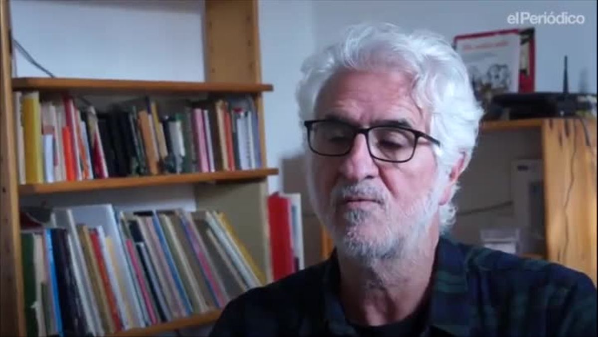 El dibujante Miguel Gallardo habla sobre sus años en los Maristas de Lleida.