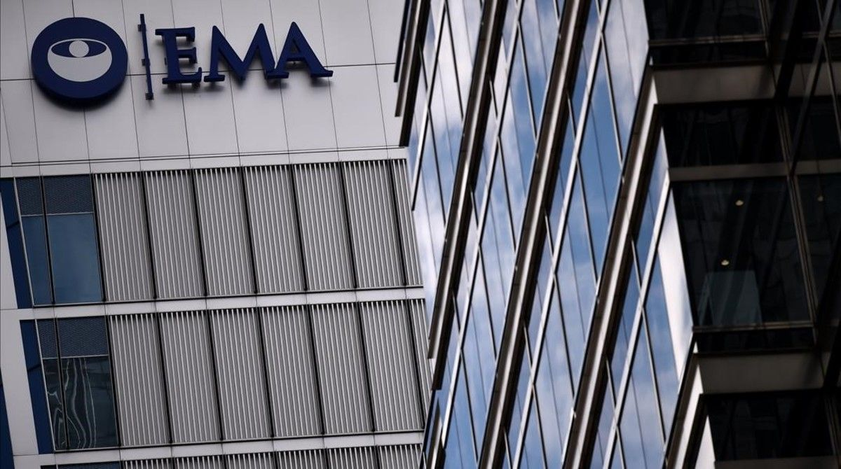 Sede de la Agencia Europea del Medicamento en Londres.