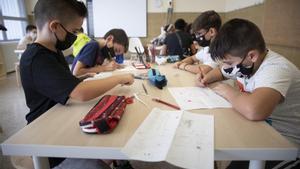 La implantación de medidas de higiene y seguridad reduce la probabilidad de contagio y hacen de los colegios un espacio seguro.