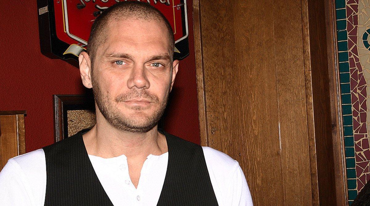 El actor pornográfico Nacho Vidal.