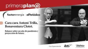 Cara a cara Antoni Trilla, Bonaventura Clotet. Balance sobre un año de pandemia y proyección de futuro.