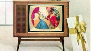 Las primeras televisiones en color.