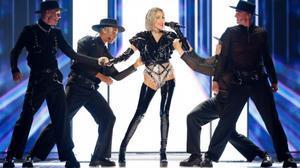 La chipriota Tamta interpreta la canción de Eurovisión 2019 'Replay'.