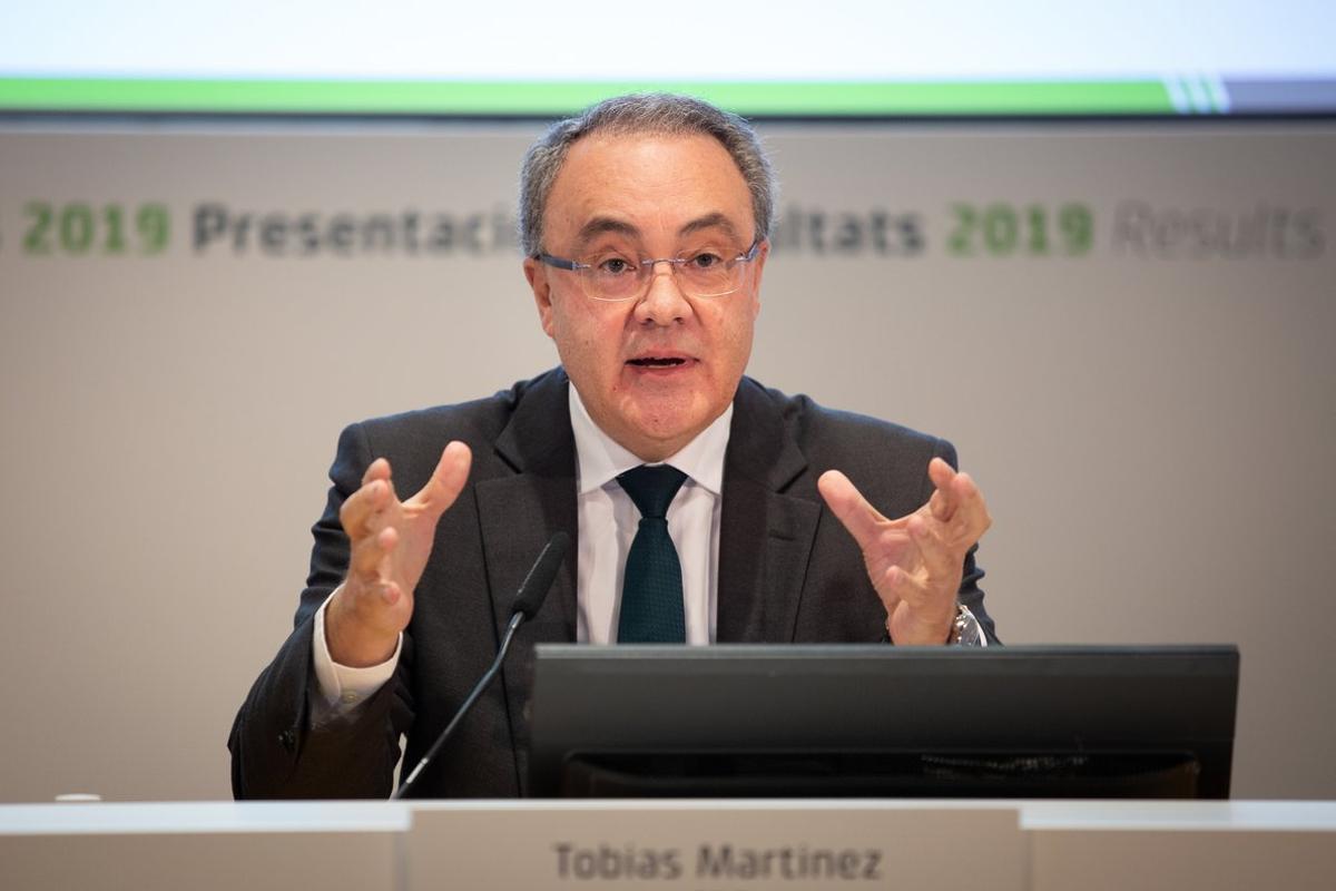 Tobias Martinez, consejero delegado de Cellnex.