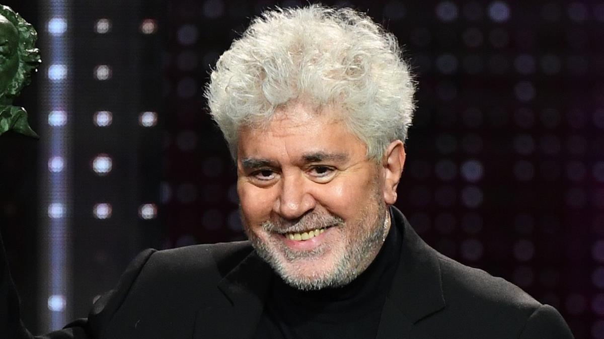 El cineasta Pedro Almodóvar.