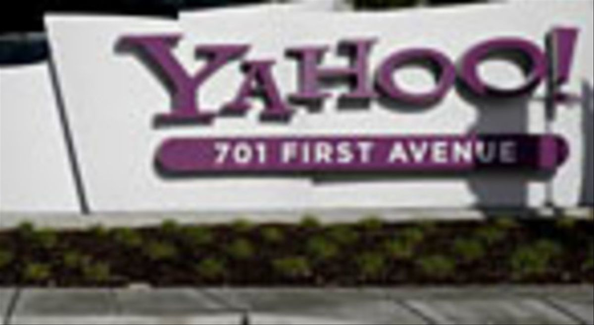 Sede de Yahoo en California.