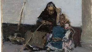 Obres de Mariscal, Nazario, Fortuny i Tapiró s'afegeixen a la col·lecció d'art de la Generalitat