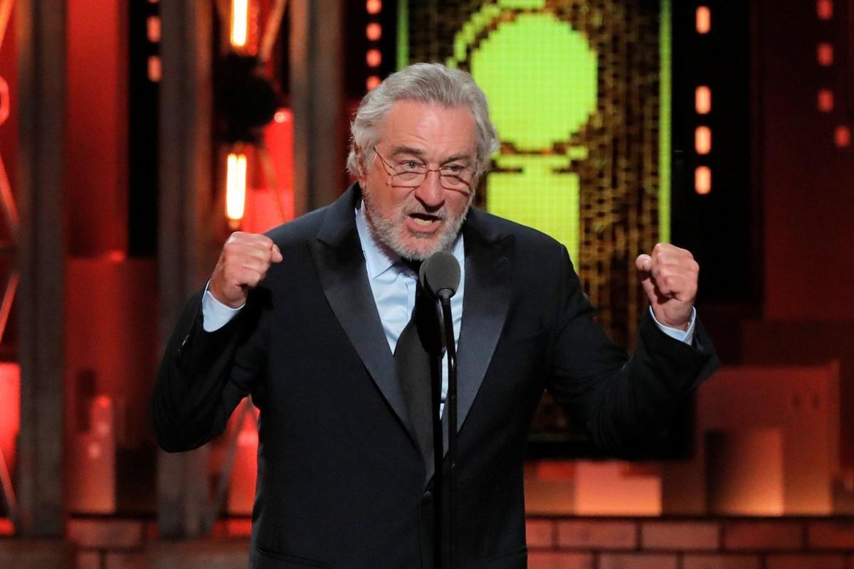 De Niro comparó además la labor de los reporteros con la que trata de cumplir su festival de cine, ya que ambos están en el negocio de contar historias verdaderas.