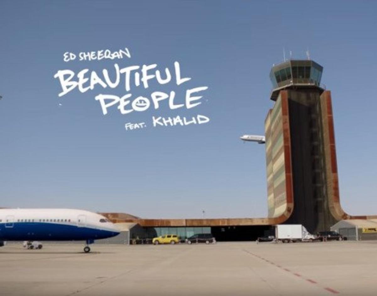 El videoclip d'Ed Sheeran gravat a Lleida-Alguaire supera els 25 milions de visualitzacions