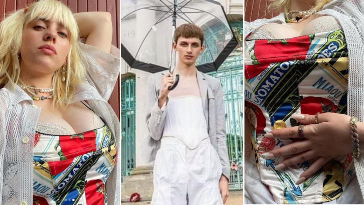 El 'efecto Bridgerton' ha convertido en tendencia el corsé, con el que ahora flirtean hasta Billie Eilish y jóvenes 'fashionistas'.