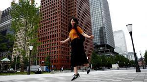 Japoneses contra les sabates de taló