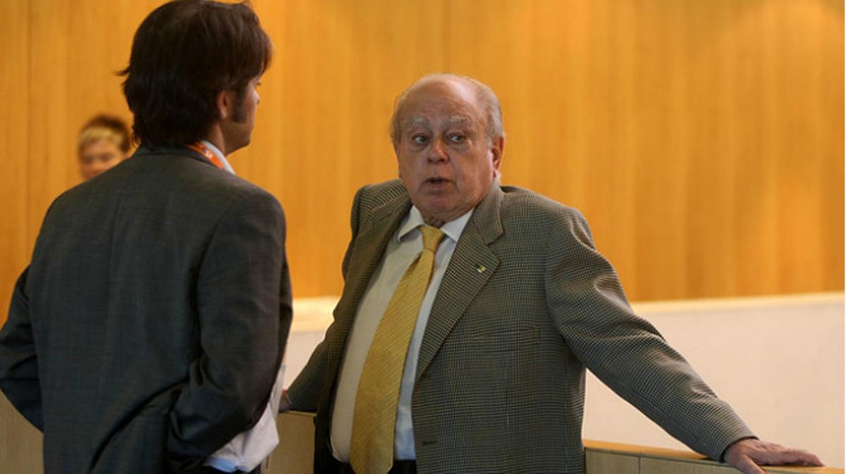 Una representante de la familia del 'expresident' de la Generalitat, Jordi Pujol, ha presentado la querella en los juzgados de Andorra