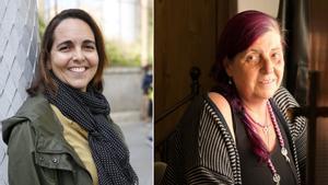 Olga y Josefina son dos interinas que llevan más de diez años cada una sin plaza fija en la Administración.