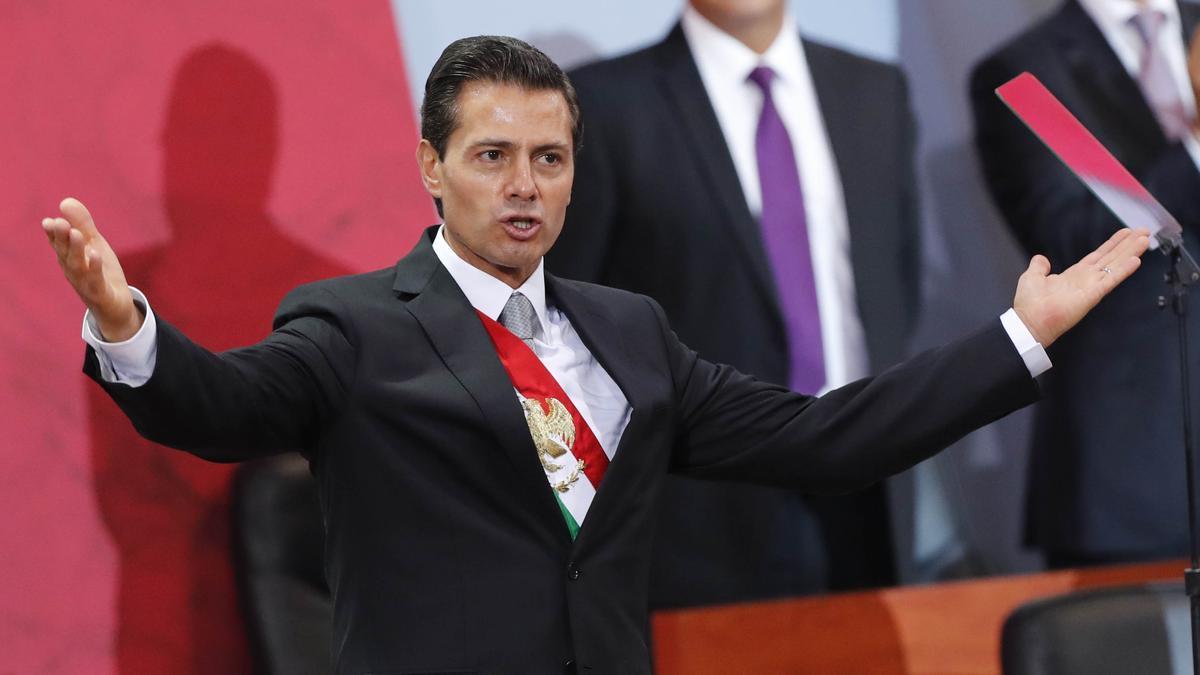 El todopoderoso PRI mexicano se hunde en la irrelevancia
