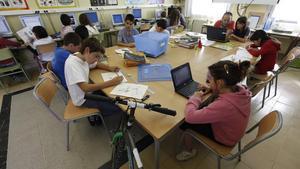 La preinscripció escolar serà del 13 al 24 d'abril, un mes més tard del que és habitual