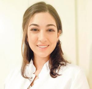 Marina González del Rio, enfermera del IDIBGI.