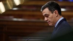 El presidente del Gobierno Pedro Sánchez, ha asegurado que presentará unos nuevos Presupuestos Generales del Estado extrasociales cuando se haya superado el coronavirus y ha afirmado que blindarán la protección de los ciudadanos.