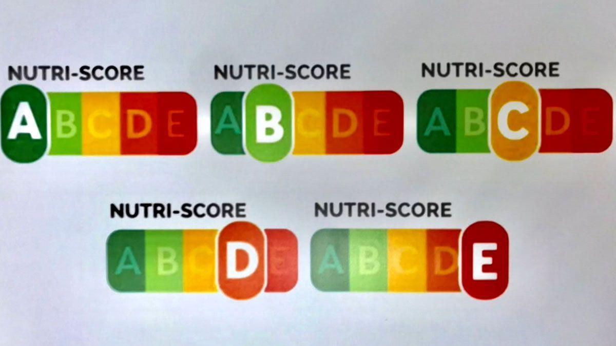 El etiquetado frontal Nutriscore
