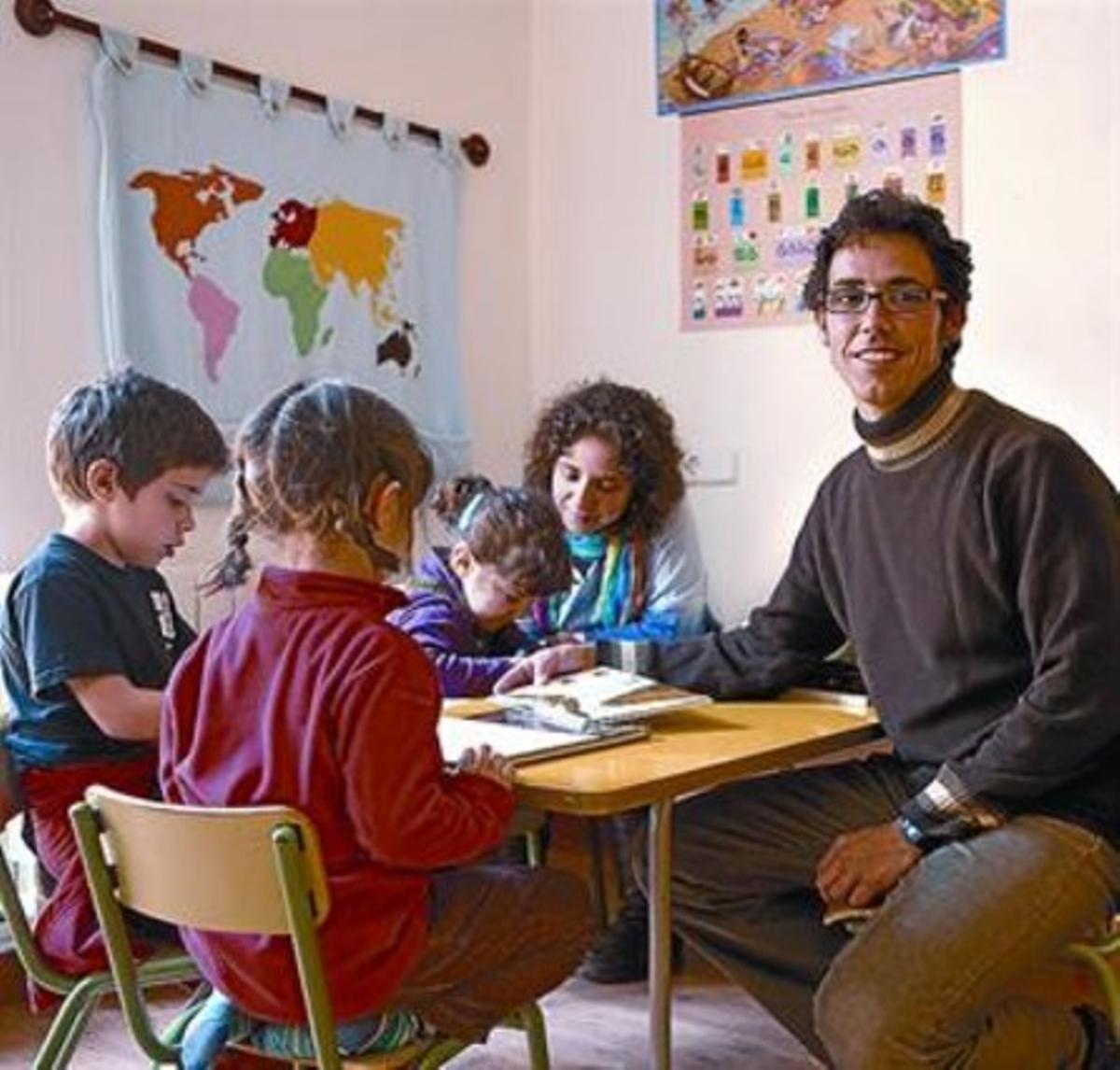 """Pau Boada: """"Al ser 15 hermanos, era como una pequeña escuela"""""""