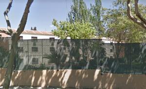 Residencia de Primera Acogida en el distrito madrileño de Hortaleza.