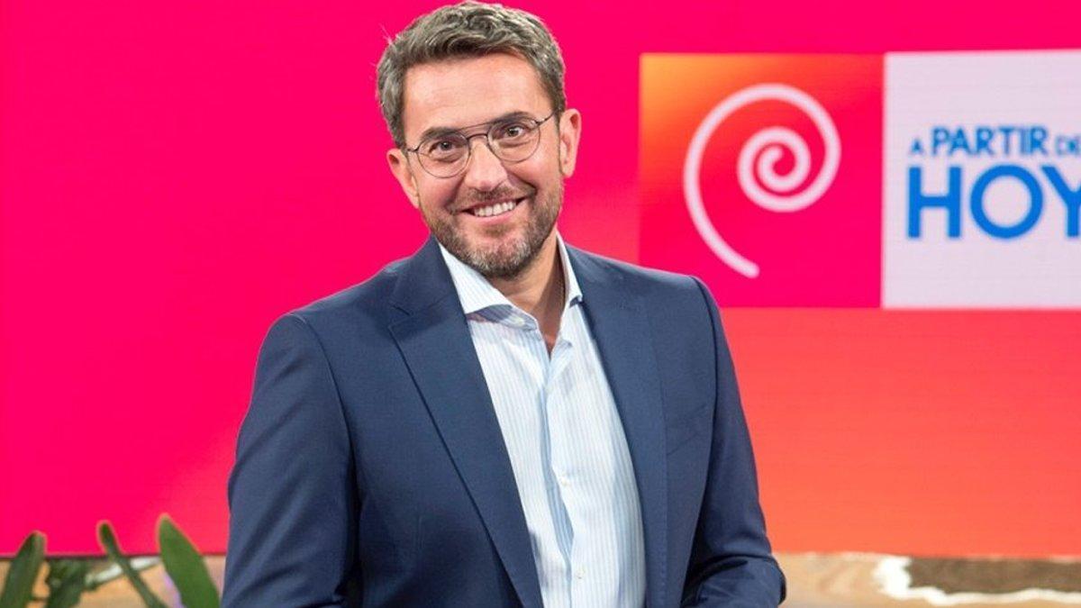 TVE elimina 'Hacer de comer' de sus mañanas y alarga el programa de Máximo Huerta