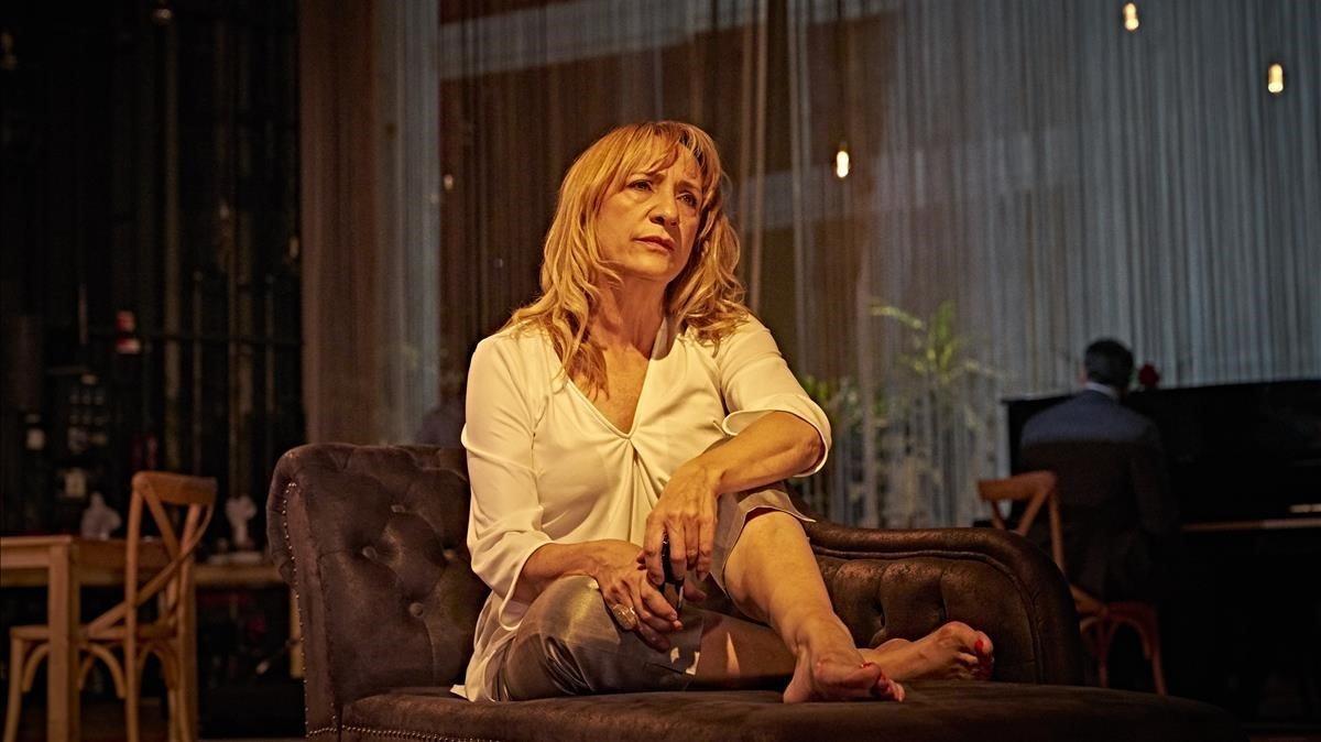 Blanca Portillo, en 'Mrs. Dalloway'.