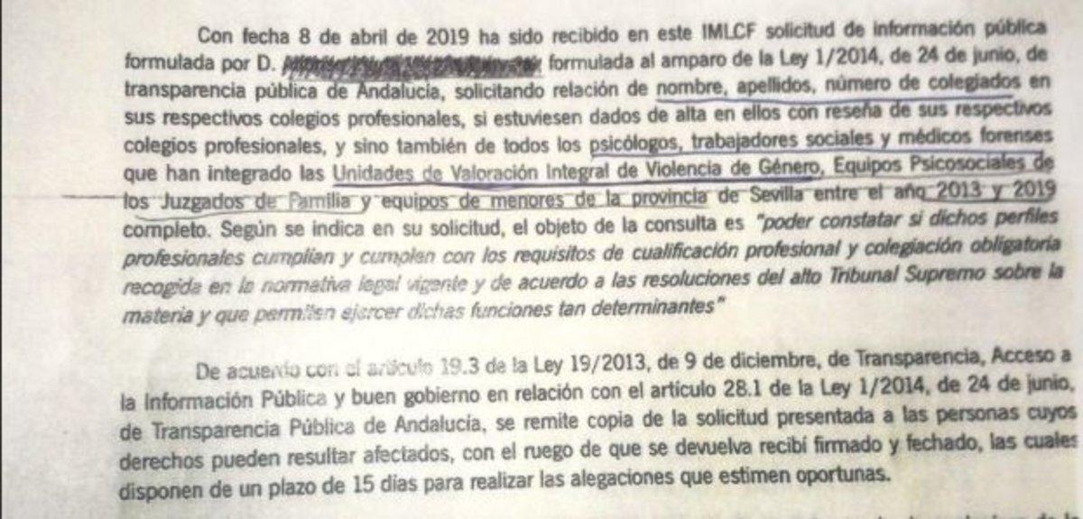Parte del documento mostrado por Pedro Sánchez.