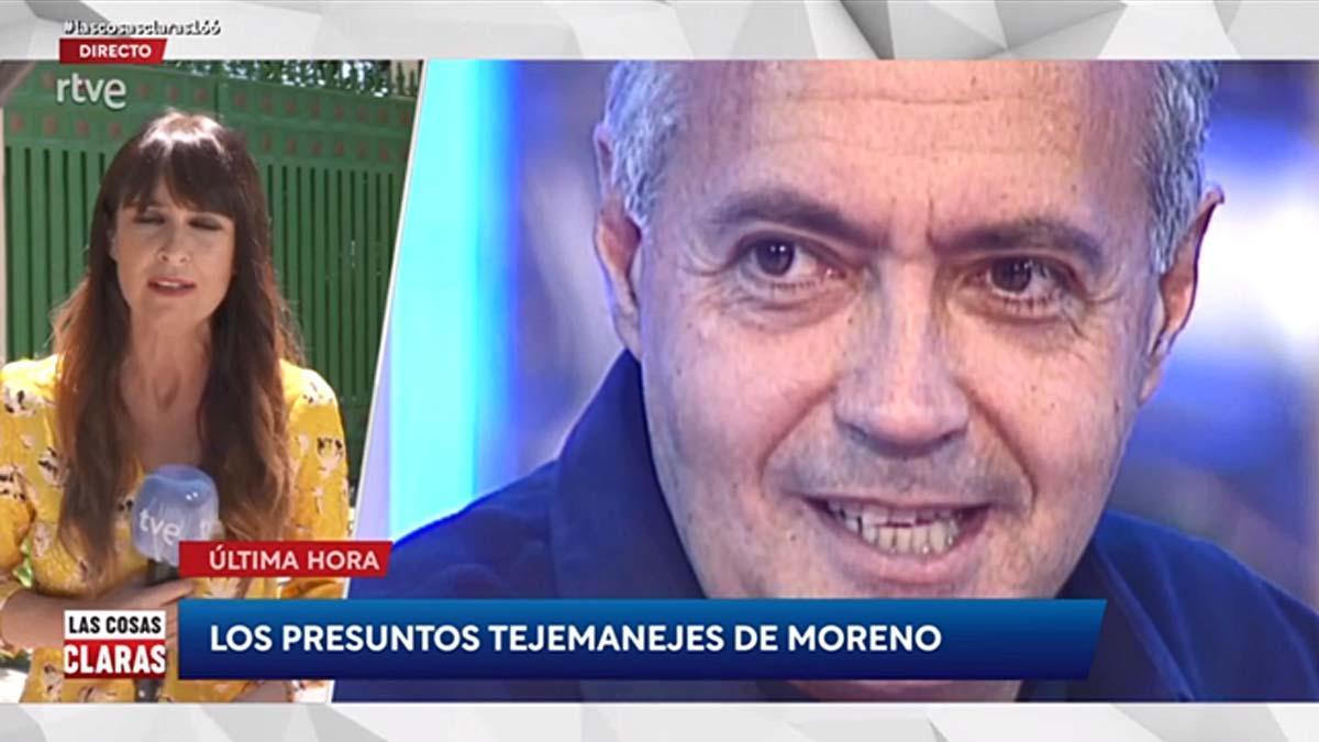 El 'caso Moreno', en 'La cosas claras' (TVE-1).