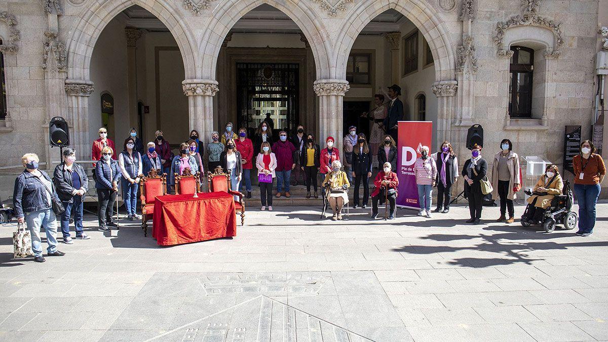 El primer Pleno de Mujeres de Terrassa debatirá propuestas de 76 ciudadanas