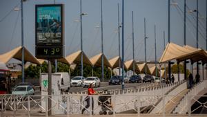 Alerta amarilla en Sevilla por altas temperaturas