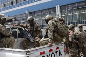 «No quedarà aquí», diu la ministra del Perú després de l'atac a les forces armades