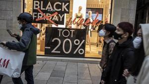 Descuentos en el Black Friday en Bacelona