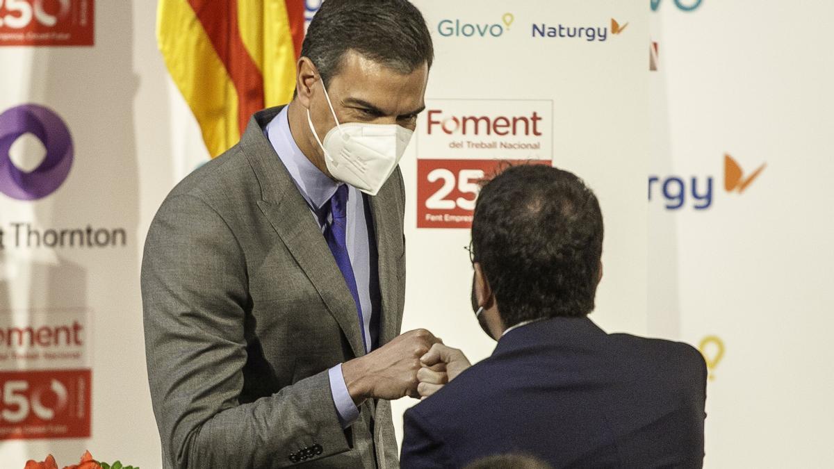 """""""Le ruego, señor Sánchez, que no conceda los indultos"""""""