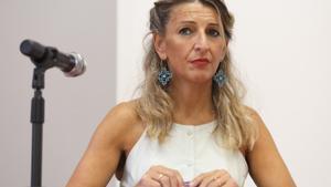 Díaz aprofita la reunió de Sánchez amb fons americans per reivindicar la reforma fiscal