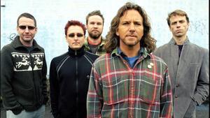 El grupo musical Pearl Jam.