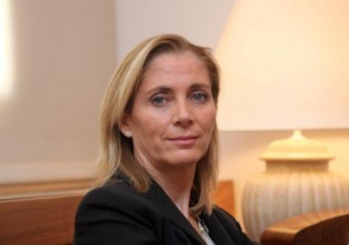 Marina del Corral, secretaria general de Inmigración y Emigración.