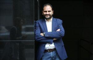El presidente de Societat Civil Catalana, Fernando Sánchez Costa.