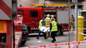 Un camión atropella mortalmente a una mujer en Arbeca (Garrigues).