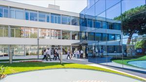 Instalaciones del IESE en Barcelona.