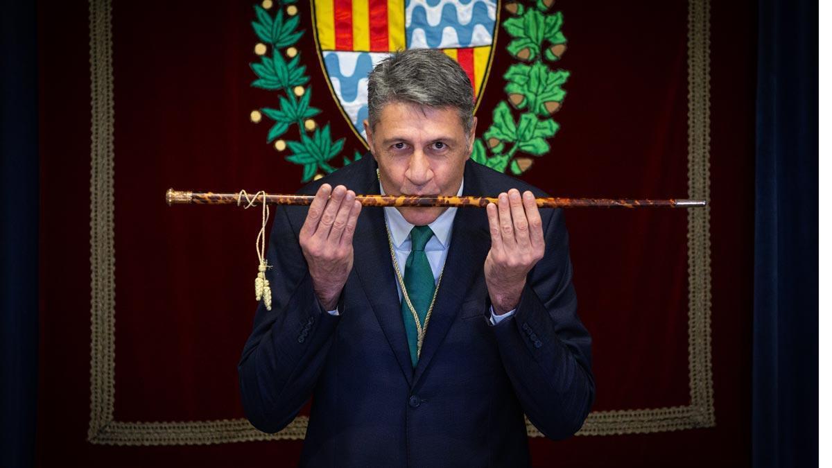 La oposición de Badalona encarrila una moción de censura contra Albiol